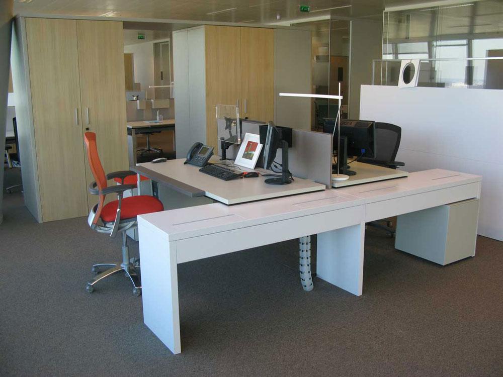 Mobili e arredo ufficio doluflex for Muebles de oficina santa cruz